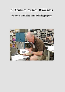 Jim Williams - Various articles and Bibliografy